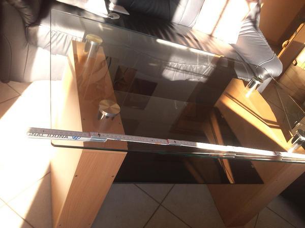 Wohnzimmertisch glasplatte gebraucht kaufen 2 st bis 70 for Wohnzimmertisch quoka