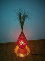 Wunderbare Lampe - Handarbeit