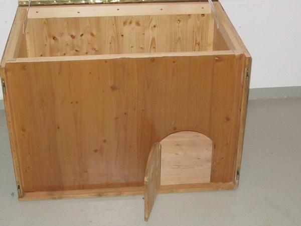 wurfkiste f r katzen oder kleine hunde unbenutzt in zwiesel kaufen und verkaufen ber private. Black Bedroom Furniture Sets. Home Design Ideas