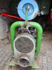 Zapfelenluftkompressor gebraucht zu