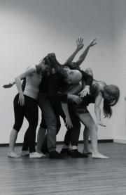 zeitgenössisches Tanztraining, Fortgeschrittene