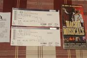 Zwei Tickets