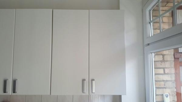 1 Satz IKEA Faktum / Härlig Küchentüren Front 40 x 92 weiß in ... | {Küchentüren 25}