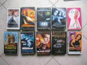10 Original Film Video Kassetten