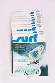 10 x Zeitschrift Surf kompletter