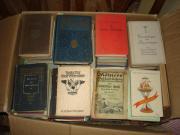 100 antiquarische gebundene Bücher der