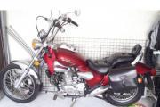 125 ccm Chopper