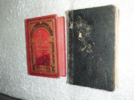 Komplette Sammlungen, Literatur - 2 Alte Bücher Auflage 1886