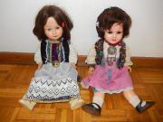 2 große Puppen (