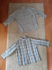 2 Hemden Gr 128 134