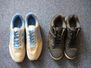 2 Paar Herren Schuhe Gr