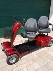 2 Sitzer Elektromobil