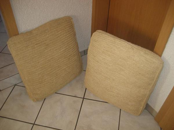 2 Sitzkissen Kissen für Kinder