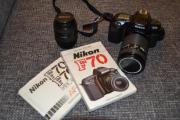 2 x Nikon