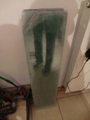 23 Glasplatten 100cm*