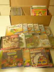 24 Kinder CDs