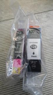 29x Druckerpatronen 520/