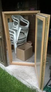 4 Holzfenster 80