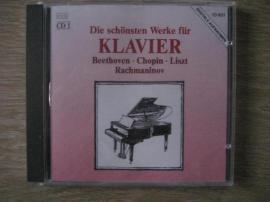 CDs, DVDs, Videos, LPs - 5 CD s - Klassik - Sammlung