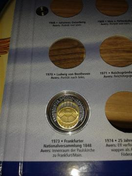 Bild 4 - 5 DM Gedenkmünzen - Schwabach
