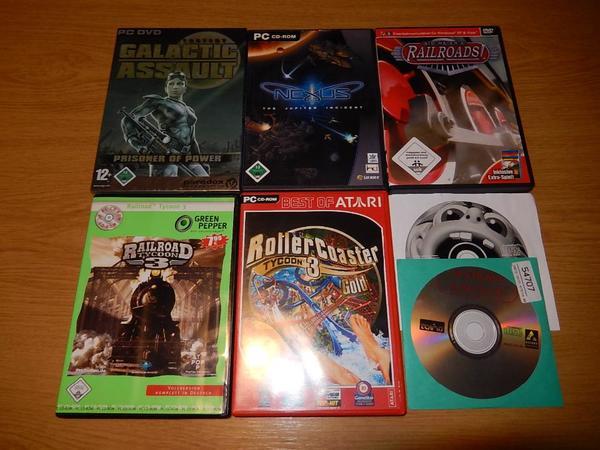 6 PC-Spiele ( » PC-Spiele