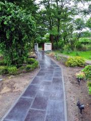 6m² Terrassenplatten (Beton)