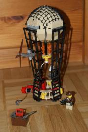 7415 LEGO Orient Expedition Fesselballon