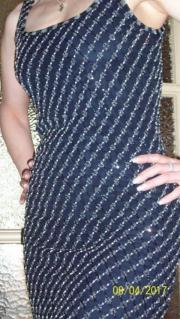 Abendkleid Cocktailkleid Frank Usher Designerkleid