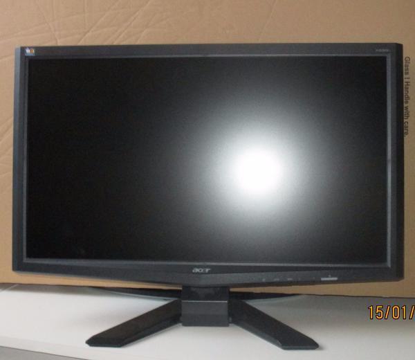 monitor 23 gebraucht kaufen nur 2 st bis 65 g nstiger. Black Bedroom Furniture Sets. Home Design Ideas