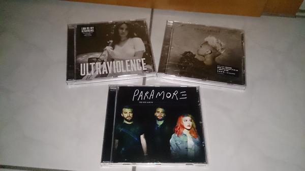 Achtung Neues 3er CD set