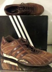 Adidas braun Gr