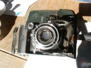 Agfa Billy Record historischer Fotoapparat