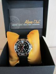 Alpine Club Uhr SWISS MADE-NEU