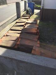 alte Dachziegel gebraucht