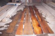 alte Holzbretter Eichenbrett