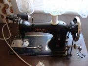 Alte Nähmaschine von Pfaff