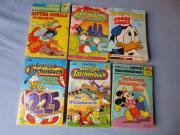 alte Walt Disney-Taschenbücher