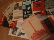 alte Zeitschriften und