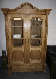 holzschrank vitrine haushalt m bel gebraucht und neu kaufen. Black Bedroom Furniture Sets. Home Design Ideas