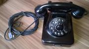 telefon mit waehlscheibe telefonie fax gebraucht kauen. Black Bedroom Furniture Sets. Home Design Ideas