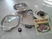 AMC Steakpfanne-Set