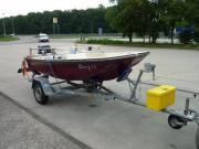 Angelboot, Motorboot, 3-