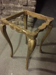 Antik Tisch Untergestell Gold In Kln