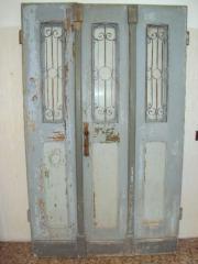 Antike Hauseingangstür, 2-