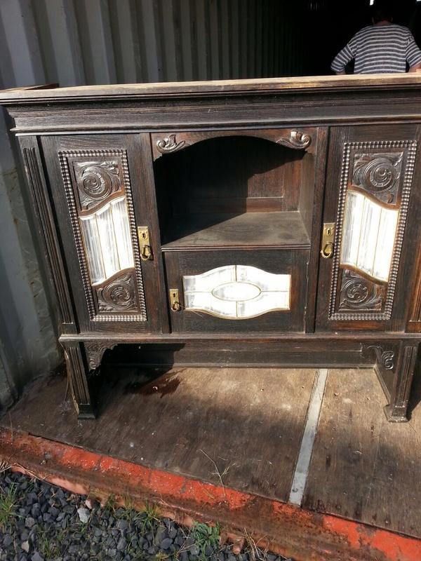 antike mobel schreibtisch gebraucht kaufen nur 3 st bis. Black Bedroom Furniture Sets. Home Design Ideas