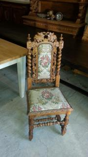 Antiker Stuhl, Gründerzeit