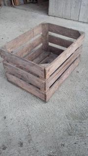 Apfelkisten Holzkisten