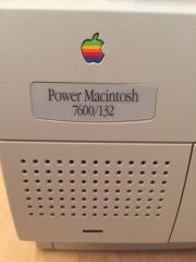 Apple Mcintosh Rechner