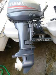 Außenborder Yamaha 15