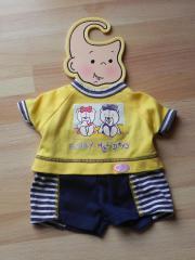 Baby Born Kleider verschiedene Modelle